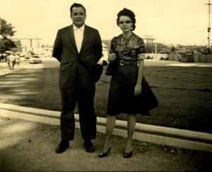 Arsenio Ortiz y Piky Lora , Paris 1964