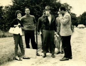 Piky Lora, Anulfo Reyes, Javier ''Bonao'', Sóstenes Peña Jáquez, entre otros